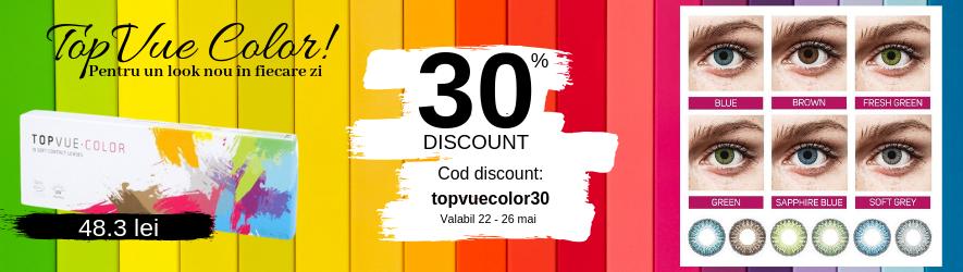 TopVue Color discount 30%