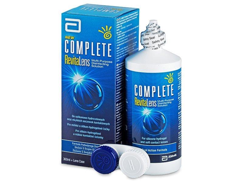 Soluție Complete RevitaLens 360ml