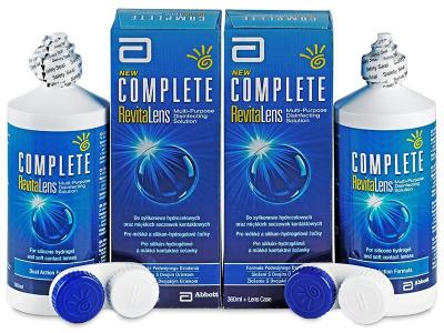 Soluție Complete RevitaLens 2x360ml