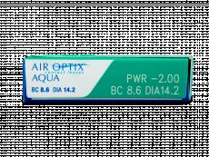 Air Optix Aqua (3lentile)