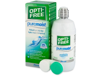 contact-lentile.ro - Lentile de contact - Soluție OPTI-FREE PureMoist 300 ml