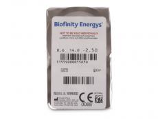 Biofinity Energys (6 lenses)
