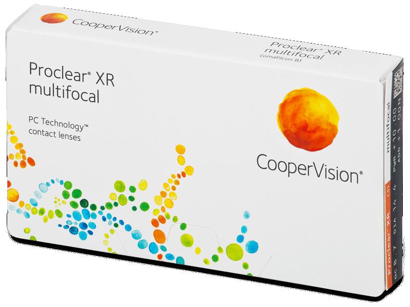 Proclear Multifocal XR (3 lentile)