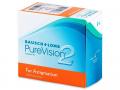 Cele mai cunoscute marci - PureVision 2 for Astigmatism (6lentile)