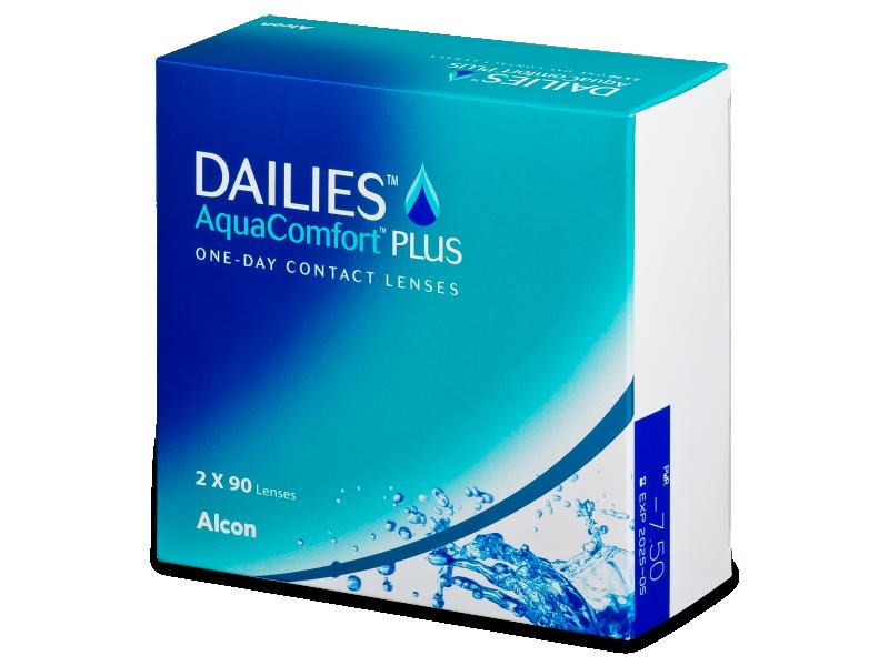 Dailies AquaComfort Plus (180lentile)
