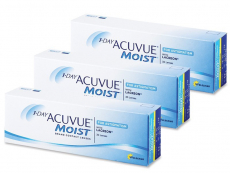 1 Day Acuvue Moist for Astigmatism (90lentile)