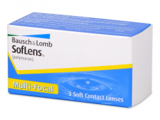 SofLens Multi-Focal (3lentile)