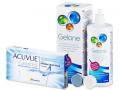 Pachet avantajos lentile + Gelone - Acuvue Oasys for Astigmatism (6lentile) +soluțieGelone360ml