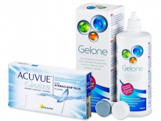 Acuvue Oasys for Astigmatism (6lentile) +soluțieGelone360ml