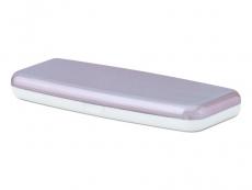 Casetă pentru lentile de unică folosintă - roz