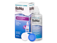 contact-lentile.ro - Lentile de contact - Soluție ReNu MPS Sensitive Eyes 120 ml