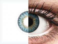 Air Optix Colors - Blue - cu dioptrie (2lentile)