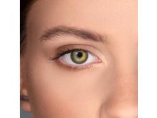 Air Optix Colors - Gemstone Green - cu dioptrie (2lentile)