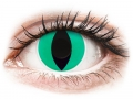 Alți producători de lentile de contact - ColourVUE Crazy Lens - Anaconda - fără dioptrie (2 lentile)