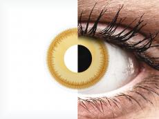 ColourVUE Crazy Lens - Avatar - fără dioptrie (2 lentile)