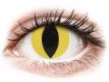 Alți producători de lentile de contact - ColourVUE Crazy Lens - Cat Eye - fără dioptrie (2 lentile)