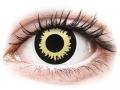 Alți producători de lentile de contact - ColourVUE Crazy Lens - Eclipse - fără dioptrie (2 lentile)