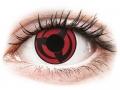 Alți producători de lentile de contact - ColourVUE Crazy Lens - Kakashi - fără dioptrie (2 lentile)