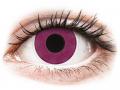 Alți producători de lentile de contact - ColourVUE Crazy Lens - Purple - fără dioptrie (2 lentile)