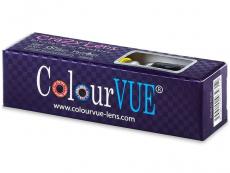 ColourVUE Crazy Lens - Purple - fără dioptrie (2 lentile)
