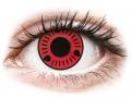 Alți producători de lentile de contact - ColourVUE Crazy Lens - Sasuke - fără dioptrie (2 lentile)