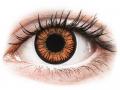Alți producători de lentile de contact - ColourVUE Crazy Lens - Twilight - fără dioptrie (2 lentile)