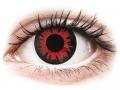 Alți producători de lentile de contact - ColourVUE Crazy Lens - Volturi - fără dioptrie (2 lentile)