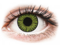 Lentile de contact TopVue - TopVue Color daily - Fresh green - cu dioptrie (10 lentile)