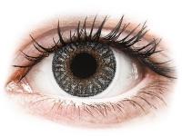 contact-lentile.ro - Lentile de contact - TopVue Color - Grey - cu dioptrie
