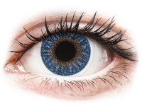 contact-lentile.ro - Lentile de contact - TopVue Color - True Sapphire - fără dioptrie