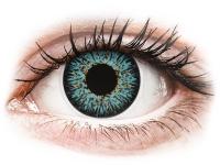 contact-lentile.ro - Lentile de contact - ColourVUE Glamour Aqua - fără dioptrie