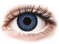 Alți producători de lentile de contact - ColourVUE Glamour Blue - fără dioptrie (2lentile)