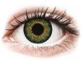Alți producători de lentile de contact - ColourVUE Glamour Green - fără dioptrie (2lentile)