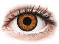 Alți producători de lentile de contact - ColourVUE Glamour Honey - fără dioptrie (2lentile)