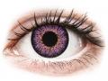 Alți producători de lentile de contact - ColourVUE Glamour Violet - fără dioptrie (2lentile)