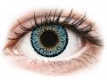 Alți producători de lentile de contact - ColourVUE Elegance Aqua - fără dioptrie (2lentile)