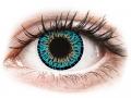Alți producători de lentile de contact - ColourVUE Elegance Blue - fără dioptrie (2lentile)