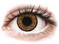 Alți producători de lentile de contact - ColourVUE Elegance Brown - fără dioptrie (2lentile)