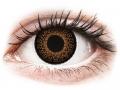 Alți producători de lentile de contact - ColourVUE Eyelush Brown - fără dioptrie (2lentile)
