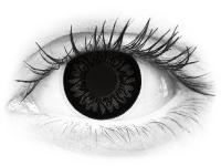 ColourVUE BigEyes Dolly Black - fără dioptrie (2lentile)