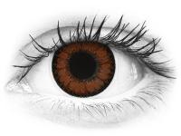 ColourVUE BigEyes Pretty Hazel - fără dioptrie (2lentile)