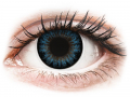 Alți producători de lentile de contact - ColourVUE BigEyes Cool Blue - fără dioptrie (2lentile)