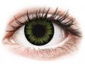 Alți producători de lentile de contact - ColourVUE BigEyes Party Green - fără dioptrie (2lentile)
