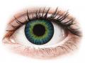 Alți producători de lentile de contact - ColourVUE Fusion Yellow Blue - fără dioptrie (2lentile)