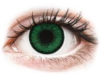 contact-lentile.ro - Lentile de contact - SofLens Natural Colors Emerald - fără dioptrie