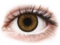 Lentile de contact Bausch and Lomb - SofLens Natural Colors India - fără dioptrie (2 lentile)