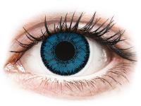 contact-lentile.ro - Lentile de contact - SofLens Natural Colors Topaz - fără dioptrie