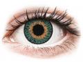 Lentile de Contact Cooper Vision - Expressions Colors Aqua - cu dioptrie (1 lentilă)