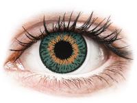 contact-lentile.ro - Lentile de contact - Expressions Colors Aqua - cu dioptrie
