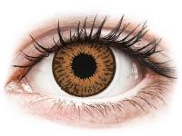 contact-lentile.ro - Lentile de contact - Expressions Colors Hazel - fără dioptrie